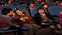 Körfezli çocuklar tiyatro keyfi yaşadı