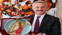 """Çiler """"Osman Hamdi Bey'in 107. Ölüm Yıldönümü"""" nü Hatırlattı"""