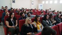 Körfez Gençlik Meclisi Ulusal Gençlik Parlamentosu'nda