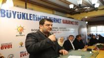 """Çayırova'da """"Büyüklere Hürmet, Kararımız Evet"""" programı yoğun ilgi"""