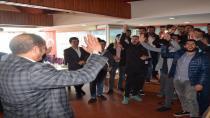 Başkan Toltar Şampiyon Diliskelesi'ni ağırladı