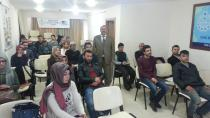 TÜMSİAD'da Girişimcilik Eğitimi Başladı
