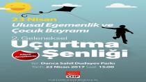 CHP DARICA'DAN UÇURTMA ŞENLİĞİ DAVETİ.