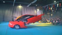 23 Nisan festivaline, Robota dönüşen Letrons renk kattı