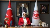 Katırcıoğlu'ndan 'MİRAÇ KANDİLİ' Mesajı