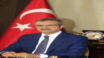 Başkan Köşker'in Miraç Kandili Mesajı