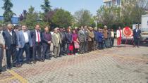 CHP ÇAYIROVA 23 NİSAN'I KUTLADI