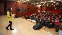 Çayırova Belediyesi Aile İçi İletişim Seminerlerine Devam Ediyor