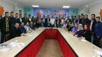 """Karaosmanoğlu, """"Kutlu yürüyüşe devam ediyoruz"""""""