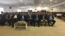 Çayırova İmam Hatip Okullarından Ortak Kutlu Doğum Programı.