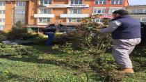 Dilovası'nda Park Bahçeler Dur Durak Bilmiyor