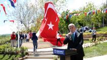 Başkan Karaosmanoğlu, ''Şehitlerimize sahip çıkıyoruz''