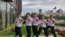 Darıca'lı Sporcu Balkan Üçüncüsü Oldu