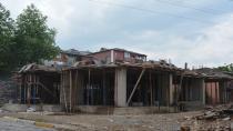 Orhangazi Mahalle Semt konağı inşaatı hızla devam ediyor