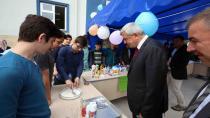 Başkan Karaosmanoğlu, ''Gençlere yol göstermek için çalışıyoruz''
