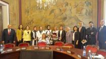 TBMM Kadın Erkek Fırsat Eşitliği Komisyonu Heyeti İspanya'da