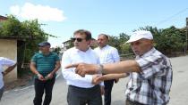 Çayırova Belediye Başkanı Şevki Demirci Yatırımları İnceledi