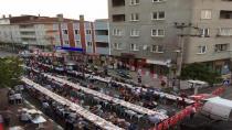 CHP Çayırova İlçe Örgütü Geleneksel İftarını Yine Sokakta Tekrarladı