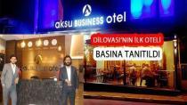 Aksu Business Otel Dilovası'nda açıldı