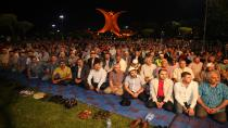 Darıca Kadir Gecesini Hep Birlikte Kutladı