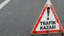 Gebze'de trafik kazası 1 yaralı