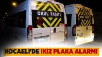 Kocaeli'de ikiz plaka alarmı