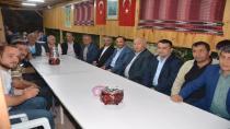 Başkan Toltar, her zaman halkın içinde''