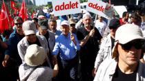 CHP milletvekili yürüyüş sırasında rahatsızlandı