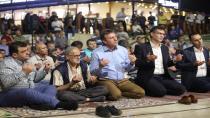 Çayırova'da 15 Temmuz Şehitleri Anısına Mevlit Okutuldu