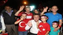 15 Temmuz Demokrasi ve Milli Birlik Günü 2.Gününde de Coşkuyla Geçti