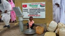 Verenel Derneği Kocaeli Temsilciliği'nden Sudan'a su kuyusu