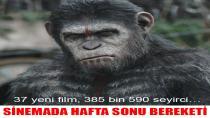 SİNEMADA HAFTA SONU BEREKETİ