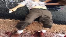 Ayak bilekleri kesilmiş olarak bulunan yaşlı adam kurtarılamadı