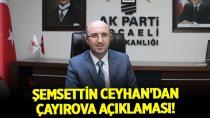 Şemsettin Ceyhan'dan Çayırova açıklaması!