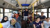 Başkan Demirci, Gençleri Diriliş Kampına Uğurladı