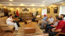 İlhan Bayram Darıca'da Projeleri İnceledi