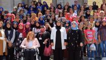 TBMM, terör mağduru kız çocuklarını ağırladı