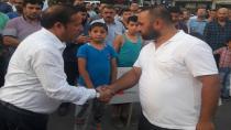 Başkan Toltar'dan Yoğun Hafta Sonu Mesaisi
