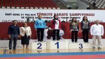 Büyükşehir Kağıtspor Karate'den Milli Takıma 6 sporcu
