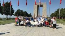 Çayırova MHP Çanakkale'ye Çıkartma Yaptı.