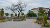Mimarsinan Mahallesi Parkı Açılışa Hazır