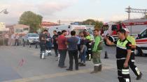 Kocaeli'de motorsiklet kazası: 1 ölü, 1 yaralı