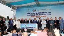 Başbakan Binali Yıldırım kentsel dönüşümün temelini attı