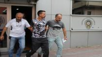 Cezaevi firarisi polisten kaçamadı