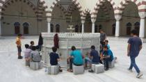 Gençlik Merkezi ve Bilgievi Öğrencileri İstanbul Ataşehir'deki Mimar Sinan Camii'ni Ziyaret Ettiler