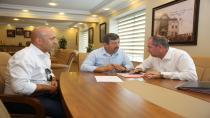 Darıca Belediyesi İle Kocaeli Emlakçılar Odası Arasında İmzalar Atıldı