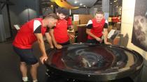 Ampute Milli Futbol Takımı, İzmit'i gezdi