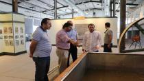 Kağıt uzmanı akademisyenler Kağıt Müzesi'ni gezdi