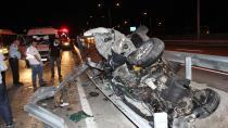 Kazadan ağır yaralı kurtulan genç kız hastanede öldü
