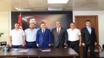 TÜMSİAD'ın Çalıştay Ziyaretleri Devam Ediyor